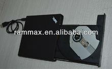 External USB CD/DVD RW burner writer dvd drive