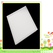 High quality 36w 43w 50w pure white 6000K CRI>80 ultra thin 10mm led 600x600 ceiling led panel light with 3 years warranty