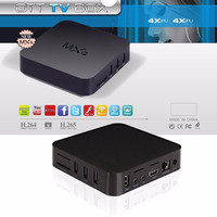 MXQ android tv box 1G + 8G S805 quad core media player google setup box magic box tv channels