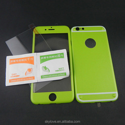 Factory direct guangzhou mobile phone case with tempered screen protector
