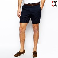 2015 slim fit washed cotton chino shortsJXH196