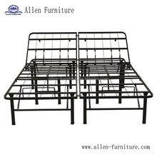 Adjustable platform Bed Frame/Mattress Foundation or Box Spring, Queen Size