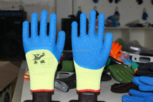 Palm Coated Gripping Safety Working Latex Gloves Rigger Safety Gloves
