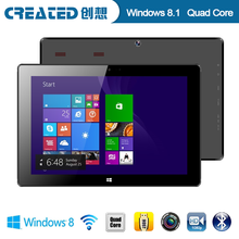 Windows8.1 Quad-core 1.83GHZ tablet pc 10.1 inch tablet ips screen support 64 GB SD card slot