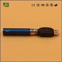 Popuar model electronic cigarette bubbler pipe charger