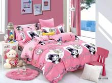 2015 hot sale cartoon bedding sets comforter sets quilts