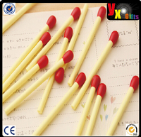 matchstick ballpoint pen cute stationery and novelty products