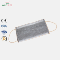 Four Layer Disposable Activated Carbon Mask Filter Antivirus Bacteria Each Piece Is Individually