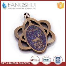 Fcatory direct selling logo imprinted key chain custom