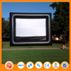 Hot Sale Inflatable Rear Projection Movie Screen for Home Movie Theater