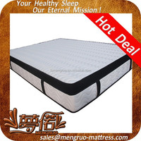3d spacer fabric rolled memory foam rolled up mattress