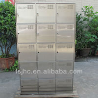 Foshan JHC Government Stainless Steel Postal Mailboxes/Apartment Letterboxes