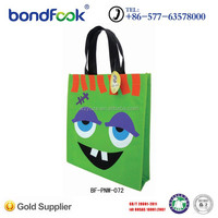 2015 Cheap reusable non woven shopping bag