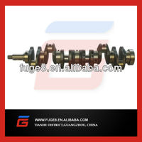 New Crankshaft for MITSUBISHI diesel engine S6KT 34320-10011