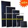 Customer design poly silicon best price per watt 100w pv module solar