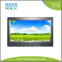 Newest 7 inch 800*480 Car Headrest LCD Monitor With CE & RoHs