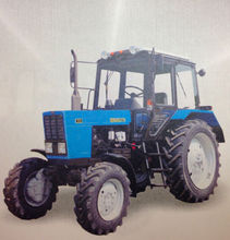 Belarus 820 4WD Tractor for Africa and Middle East