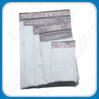Water and Shock Resistant Poly Bubble Bag envelope,with PULL-TAB FUNCTION