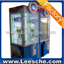 LSJQ-400 double happy Jump ball coin operated game machine Amusement Magic Ticket Redemption Game Machines Crane Machine