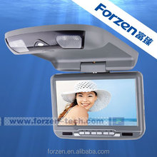 9 inch headrest dvd player for bmw,Multi-Language menu,Support DIVX, compatible with DVD/CD/CDG/MP4/MP3/WMA/JPEG