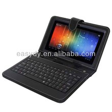 leather case,sleeve and keyboard with tablet pc sale q88