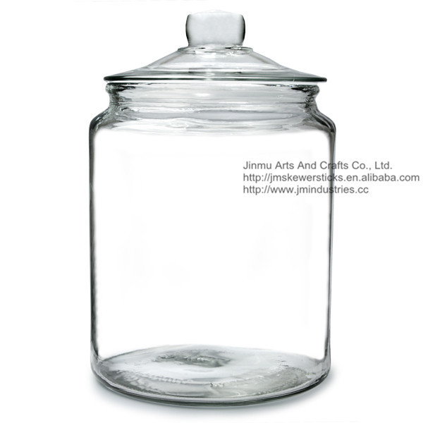 Exceptionnel Round Food Storage Jar U2022 Material: Non Tempered Glass U2022 Push Top Rubber Seal  Lid U2022 Ideal For Storing And Displaying Biscotti, Biscuits And Cookies
