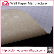 hot sale Self adhesive plain colours paper wallpaper