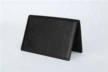 Leather dark brown Passport Ticket Holder Leather Passport Sleeve