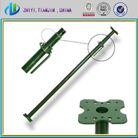 widely used adjustable shoring posts for construction