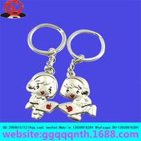 low price pvc soft custom car rubber keyrings printed