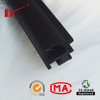 High performance auto rubber weatherstrip glass edge strip