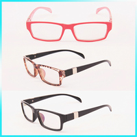 Newest 2015 Wholesale Colorful Lens Custom super quality mens half frame reading glasses