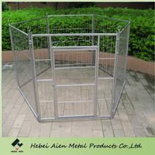 welded big dog cage