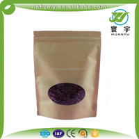 Packaging Food Rice Paper Stand up Pouches Food Packaging Materials