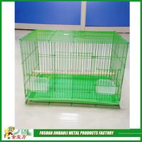 hot sale powder coated metal wire bird breeding cage