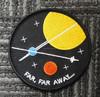 custom embroidery patch with custom logo