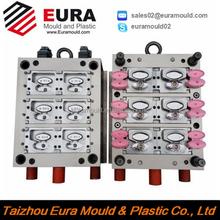 China Taizhou huangyan high quality plastic bottle flip top cap mold manufacturer