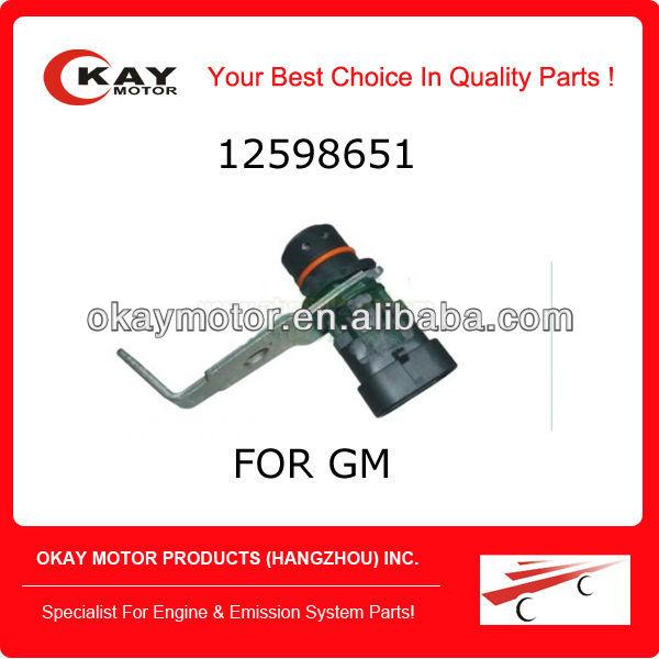 Chevrolet Sensor de posición del cigüeñal 12562910 CPS CKP Sensor SU1207 para GMC camioneta