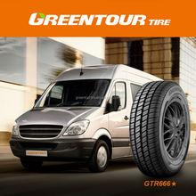 All-season GTR666* Light truck & SUV tire