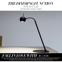 Zhongshan supplier No flicker reading touching led desk book lights