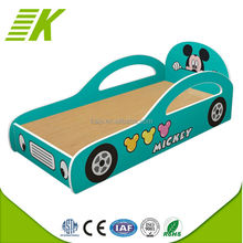 kids wood bedroom furniture/furniture kids car bed