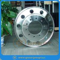 China custom made truck 24.5 aluminum wheels