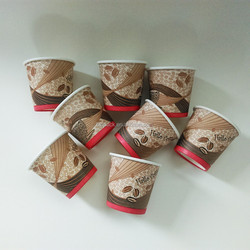 Disposable paper cups manufacturer