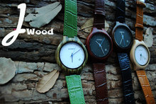 Trade Assurance 100% Wooden Watches 2015 New Products Men's With Genuine Leather Band Luxury Wood Watches for Men Best Gift