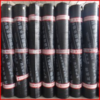 4mm best quality sbs modified bitumen roofing torch rolls waterproofing membrane