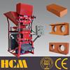 Paten product!!Eco 2700 automatic hydraulic block making machine price, small clay interlocking brick making machine