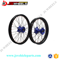 KTM 450 SXF Motorcycle American acing Chrome Wheels