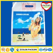 machine made cheap foldable shopping polyester plastic tote bag