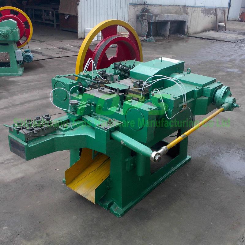 Machine de fabrication des clous d 39 autres m tal et - Machine de fabrication de treillis a souder ...