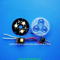 3x1w Led Downlight Accessories With Driver